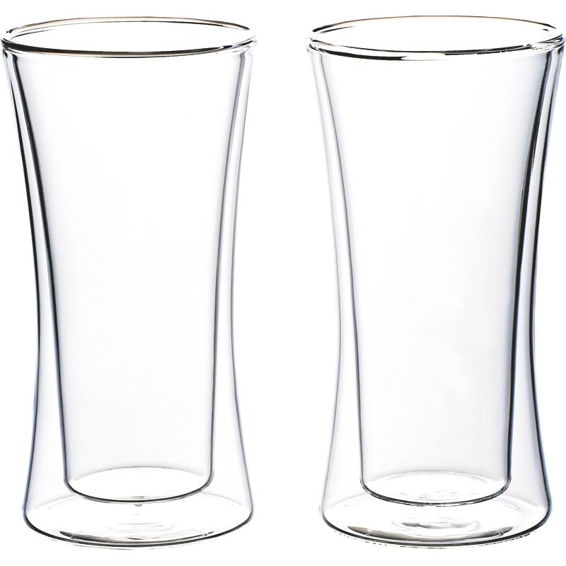《ウェルナーマイスター》耐熱二重ガラス・タンブラーペアセット